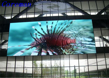 P4 Indoor Full Color Led Display Video Wall / Hd Led Screen SMD for Supermarket Hall